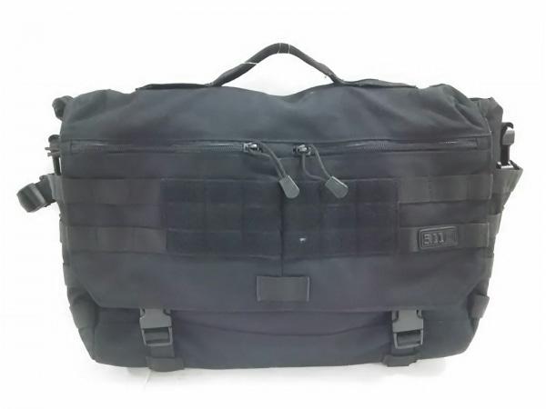5.11 TACTICAL(5.11タクティカル) ビジネスバッグ美品  黒 ナイロン