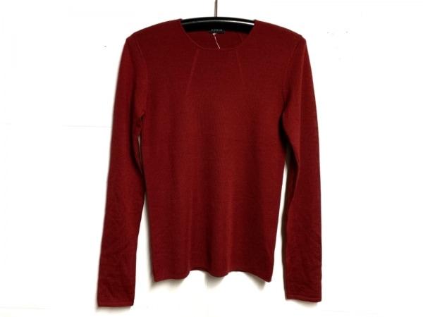 AKRIS(アクリス) 長袖セーター サイズUS 6 レディース美品  ボルドー