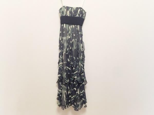 BCBGMAXAZRIA(ビーシービージーマックスアズリア) ドレス サイズ0 XS レディース 花柄