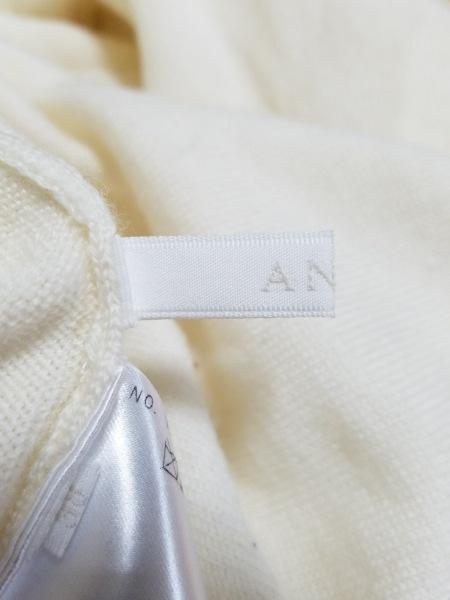 ANAYI(アナイ) 半袖セーター サイズ38 M レディース アイボリー 3