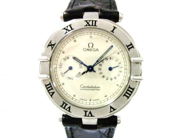 OMEGA(オメガ) 腕時計 コンステレーション - レディース アイボリー