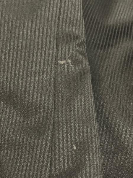 ジュンメン シングルスーツ サイズM メンズ 黒 シングル/肩パッド/ストライプ