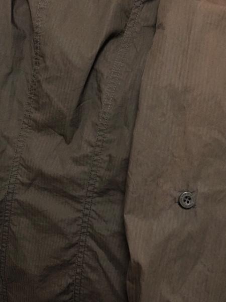 クードシャンス ワンピース サイズ38 M レディース ダークブラウン シャツワンピ