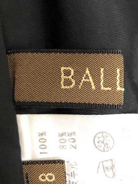BALLSEY(ボールジー) ワンピース サイズ38 M レディース新品同様  黒×ゴールド