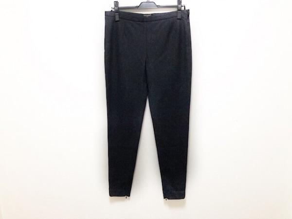 VIONNET(ヴィオネ) パンツ サイズ42 L レディース ダークグレー