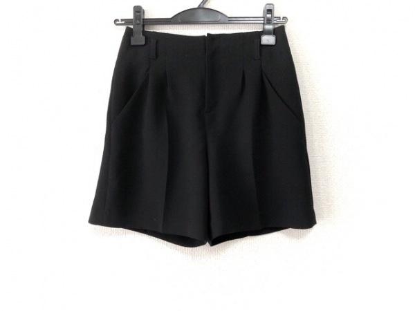 ADORE(アドーア) ショートパンツ サイズ36 S レディース美品  黒