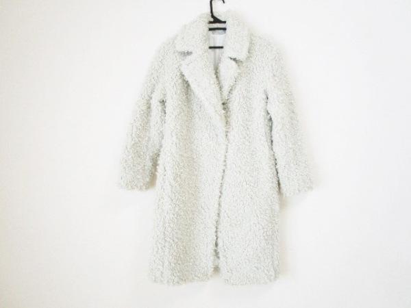 VINCE(ヴィンス) コート サイズXS レディース ライトグレー 冬物