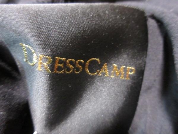 DRESS CAMP(ドレスキャンプ) ワンピース サイズ38 M レディース 黒 レース