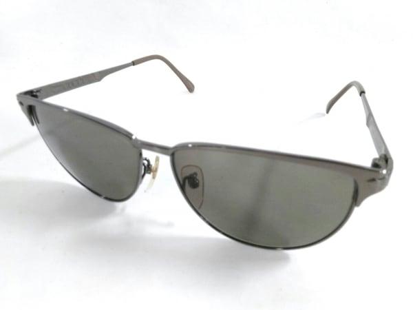 グッチ サングラス GG-S7006 カーキ×ダークグレー×ブラウン プラスチック×金属素材