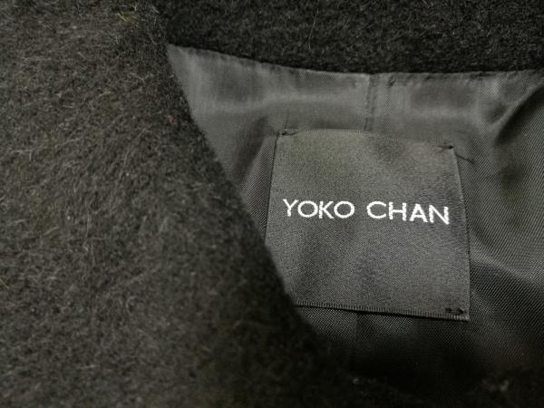 YOKO CHAN(ヨーコ チャン) コート レディース 黒 冬物