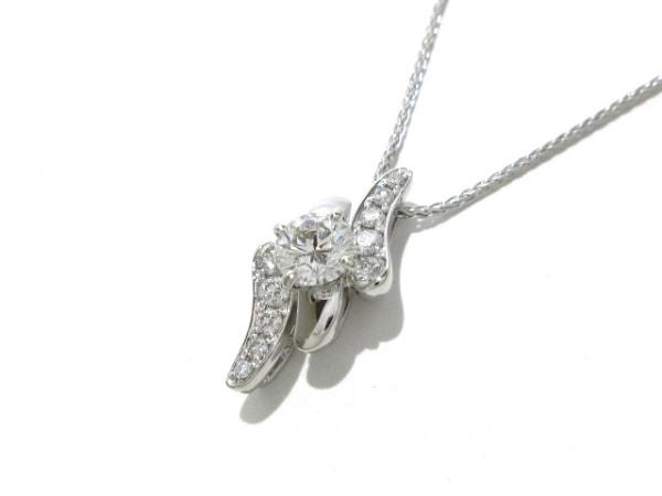 SA BIRTH(サバース) ネックレス美品  Pt900×Pt850×ダイヤモンド