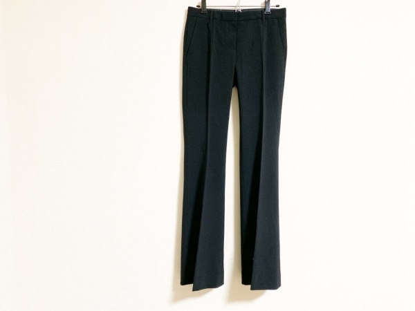 theory(セオリー) パンツ サイズ0 XS レディース美品  黒