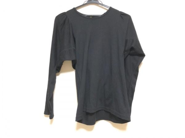 Drawer(ドゥロワー) 長袖カットソー サイズ2 M レディース 黒