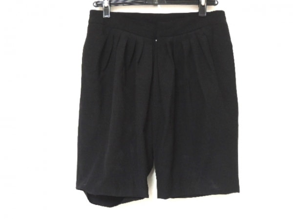 SCYE(サイ) ショートパンツ サイズ36 S レディース 黒