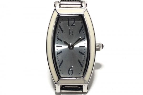 LAZY SUSAN(レイジースーザン) 腕時計 LS-0015 レディース シルバー