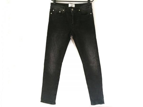 April77(エイプリルセブンティセブン) パンツ サイズ30 メンズ美品  黒