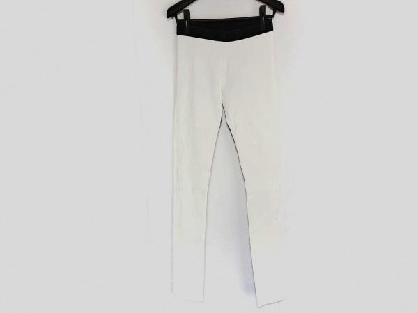 DROMe(ドローム) パンツ サイズL レディース美品  白