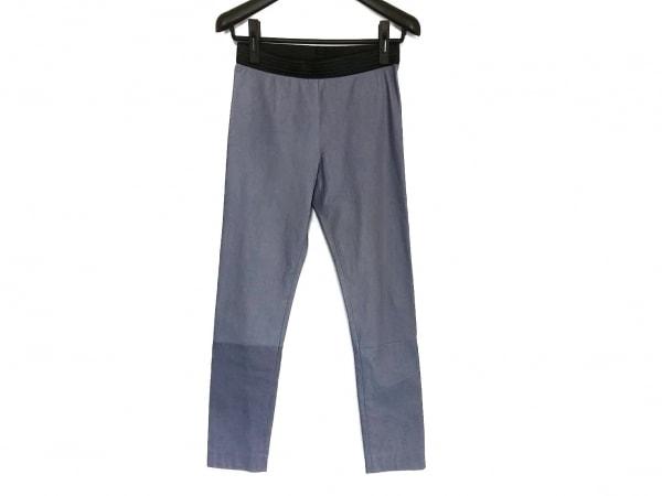 DROMe(ドローム) パンツ サイズL レディース グレー×黒