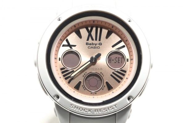 CASIO(カシオ) 腕時計 Baby-G BGA-152 レディース ピンク