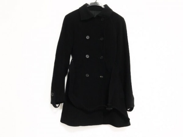 Gabardine K.T(ギャバジンケーティ) コート サイズ9 M レディース美品  黒 冬物