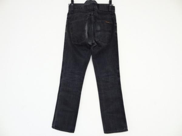 NudieJeans(ヌーディージーンズ) ジーンズ サイズW27L32 メンズ 黒