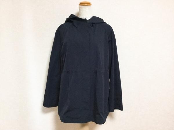 Leilian(レリアン) コート サイズ11 M レディース 黒 春・秋物
