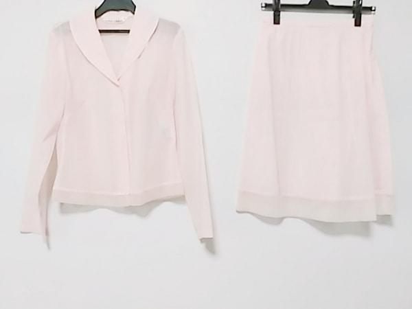 MISS CHLOE(クロエ) スカートセットアップ レディース美品  ピンク