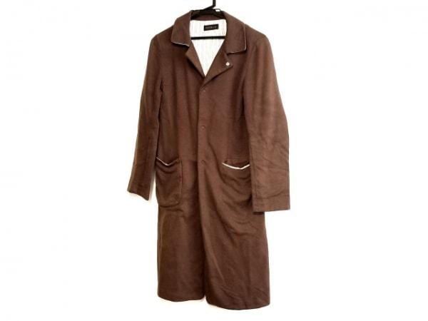 CROLLA(クローラ) コート サイズ36 S レディース ブラウン 冬物