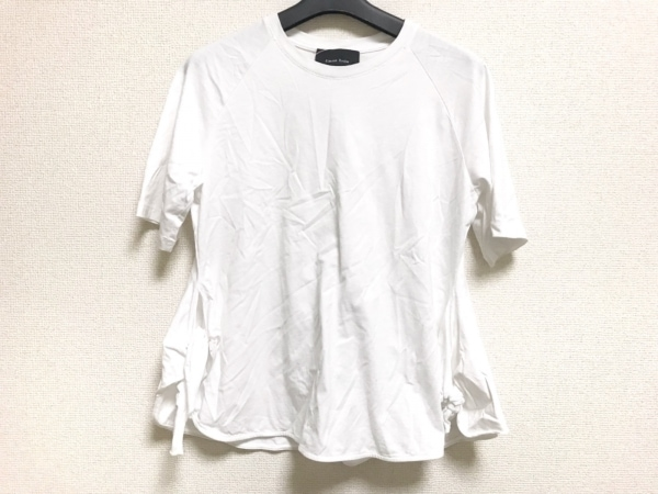 simone rocha(シモーネロシャ) 半袖Tシャツ サイズS レディース美品  白