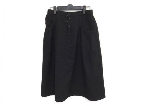franchelippee(フランシュリッペ) ロングスカート サイズM レディース 黒