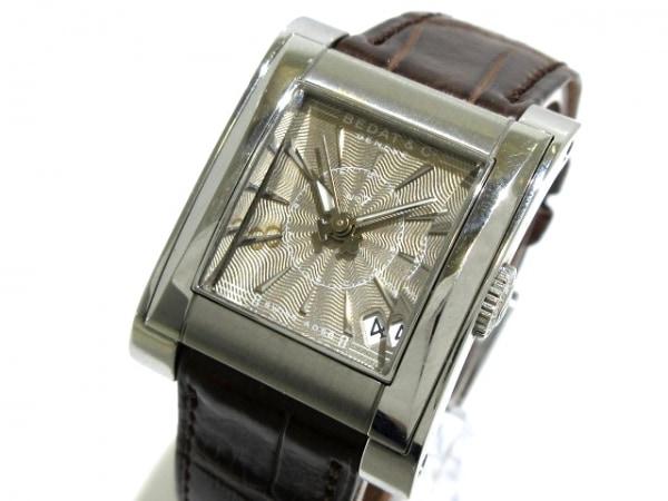 BEDAT&Co(ベダアンドカンパニー) 腕時計 NO.7 727 レディース ベージュ