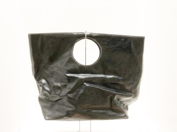 Kate spade(ケイトスペード) ハンドバッグ 黒 レザー