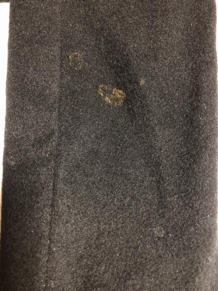 LOVELESS(ラブレス) コート サイズ36 S レディース 黒 冬物