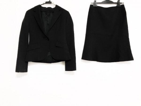 UNTITLED(アンタイトル) スカートスーツ レディース 黒