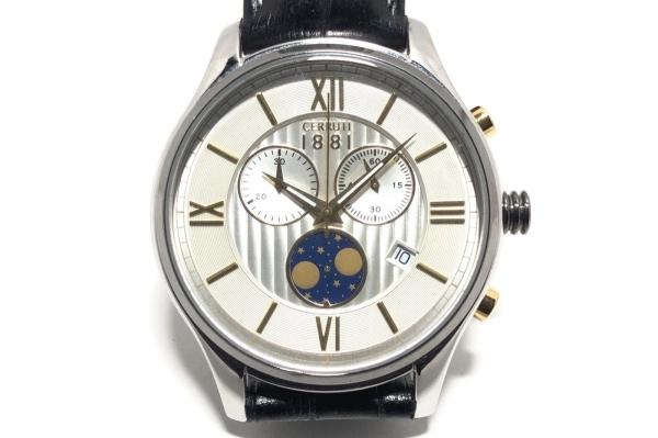 CERRUTI 1881(セルッティ1881) 腕時計 CERRUTI 1881 CRA119 メンズ クロノグラフ