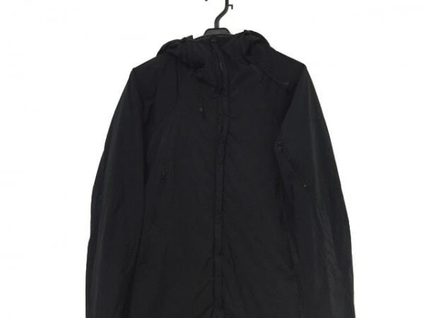 C.P.COMPANY(シーピーカンパニー) コート サイズ46 XL メンズ美品  黒 冬物
