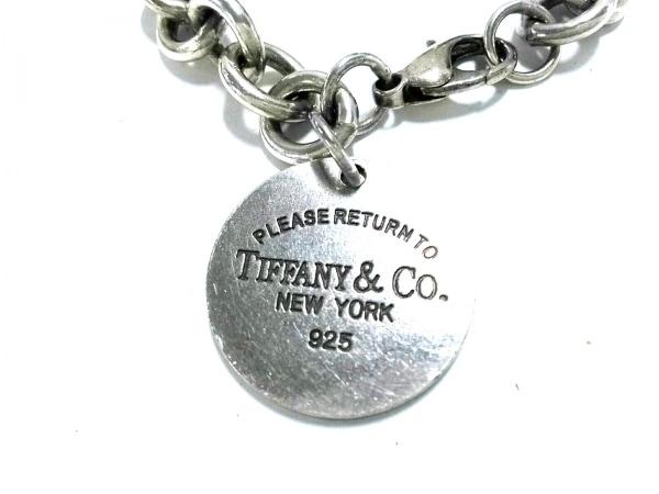 TIFFANY&Co.(ティファニー) ブレスレット リターントゥ シルバー