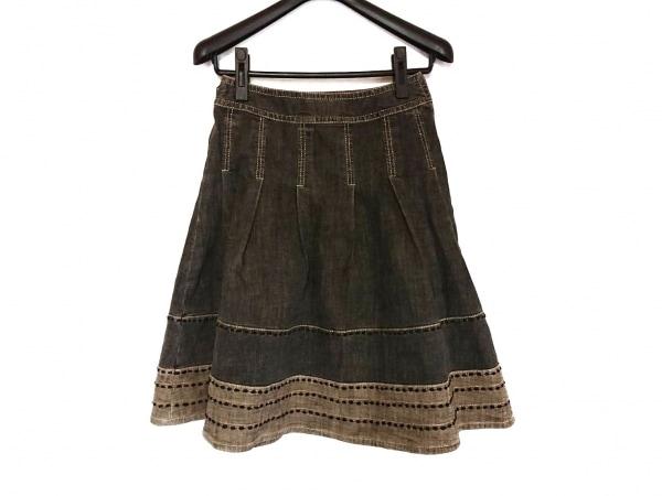 TO BE CHIC(トゥービーシック) スカート サイズ40 M レディース美品