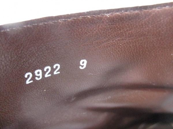 DOLCE&GABBANA(ドルチェアンドガッバーナ) シューズ 9 メンズ ライトグレー スエード