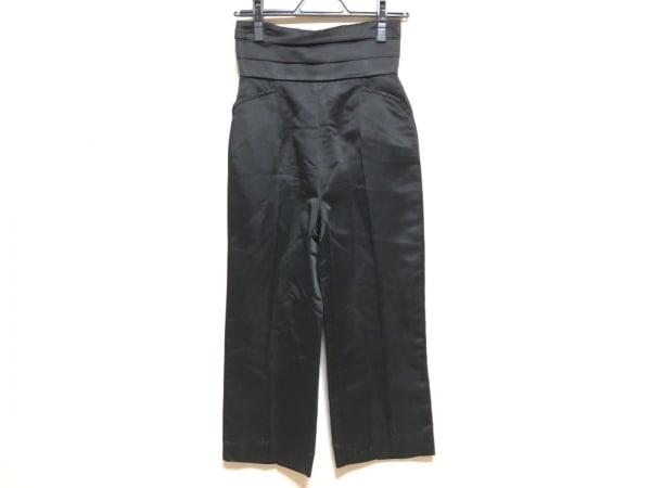 D&G(ディーアンドジー) パンツ サイズ36 S レディース 黒