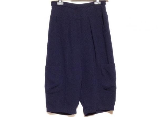 t.b(ティービー/センソユニコ) パンツ サイズ38 M レディース美品  ネイビー サルエル
