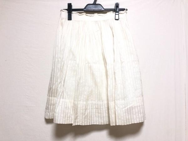 theory luxe(セオリーリュクス) スカート サイズ38 M レディース 白