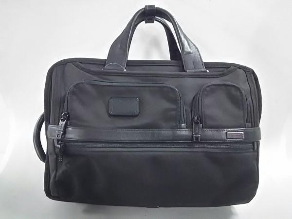 TUMI(トゥミ) ビジネスバッグ美品  - 黒 TUMIナイロン