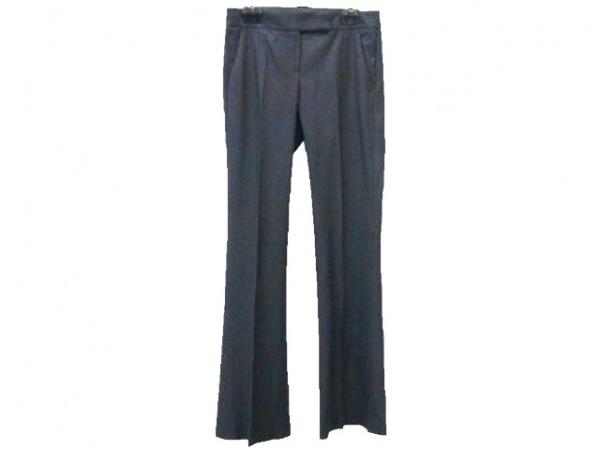 theory(セオリー) パンツ サイズ0 XS レディース美品  ダークグレー