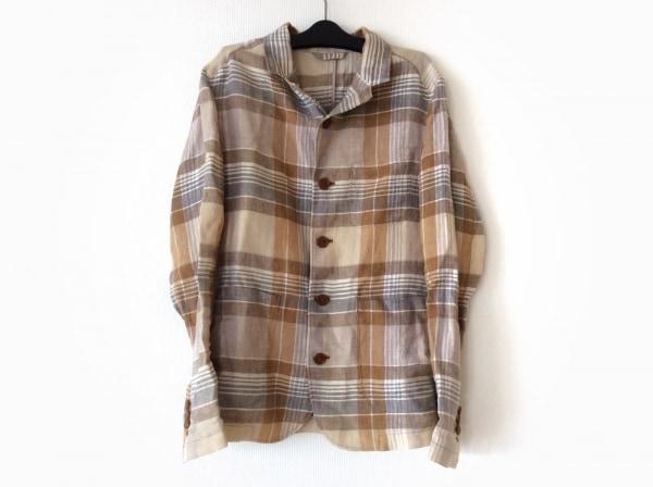 ヴィヴィアンウエストウッドマン ジャケット サイズ46 XL メンズ チェック柄