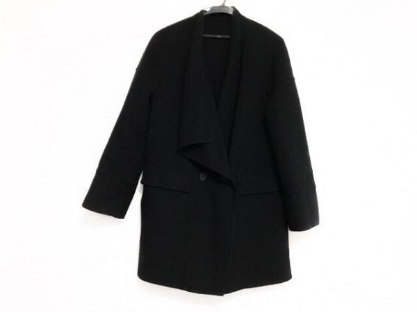 ボディドレッシングデラックス コート サイズ38 M レディース美品  黒 冬物