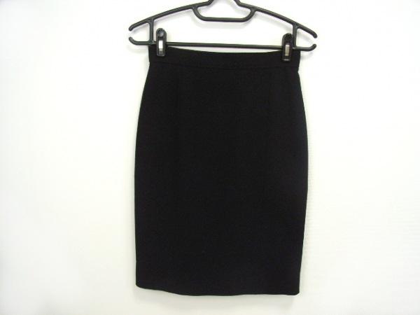 CHANEL(シャネル) スカート サイズ38 M レディース美品  黒