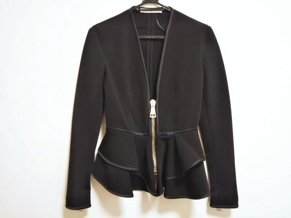 GIVENCHY(ジバンシー) ジャケット サイズ36 S レディース美品  黒