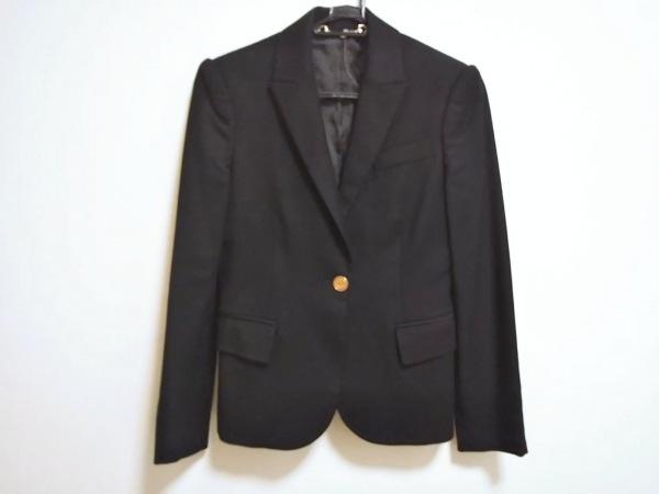 GUCCI(グッチ) ジャケット サイズ38 S レディース美品  黒