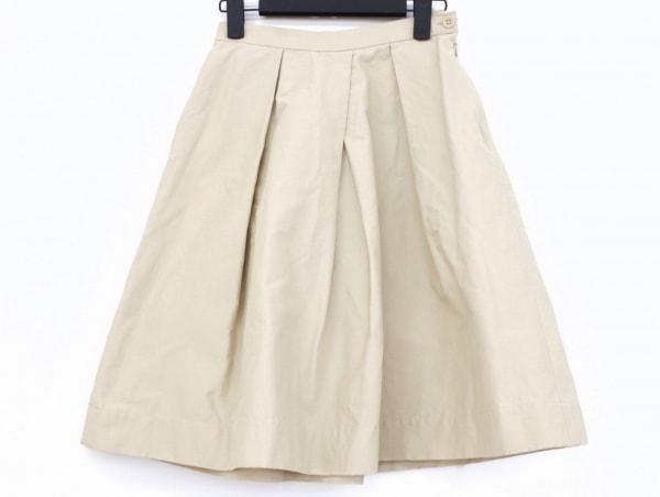 whim gazette(ウィムガゼット) スカート サイズ36 S レディース ベージュ